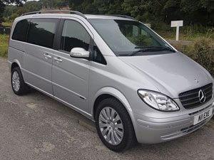 Mercedes Viano (7 Seater)