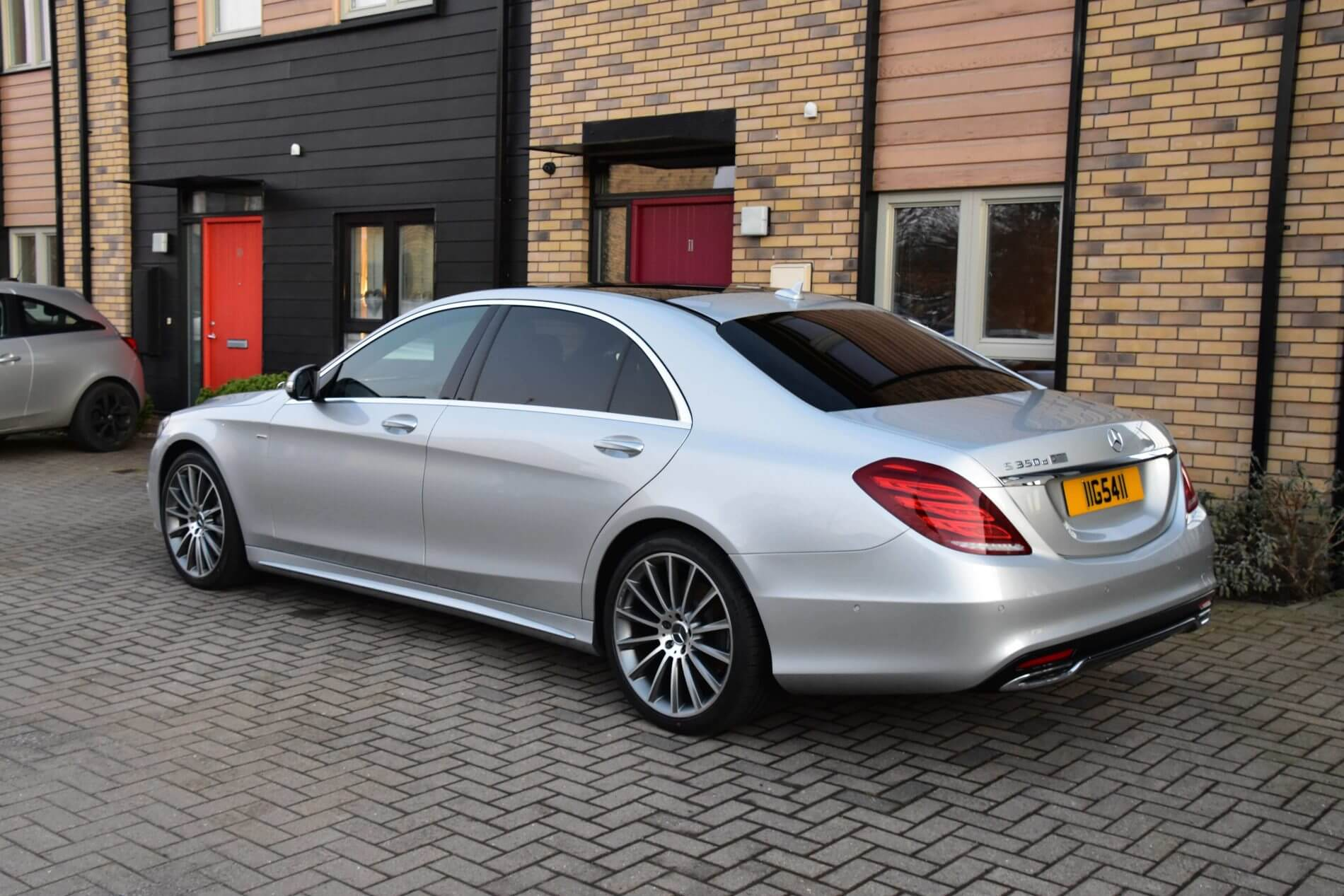 our lovely 2018 Mercedes s Class