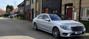 Our 2018 mercedes s class
