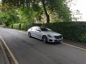 Mercedes s class Amg 2018 Sat Near Malton