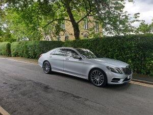 Mercedes s class limousine 2019